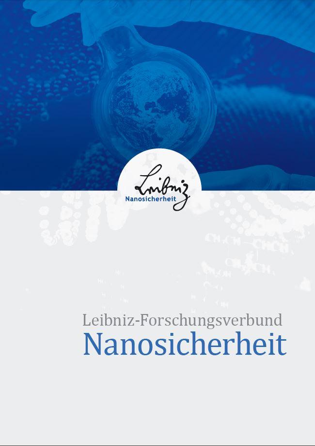 160928 Titel Broschüre Forschungsverbund Nanosicherheit