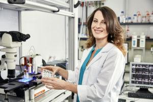 Loreal FOR WOMEN IN SCIENCE 2018 Dr. Malgorzata Katarzyna Wlodarczyk-Biegun