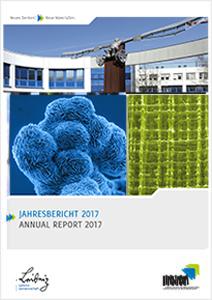 Cover Annual Report 2017