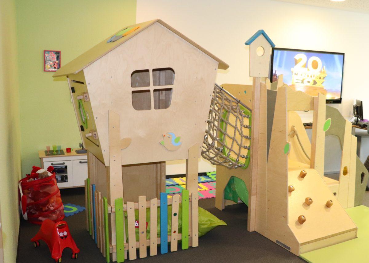 Neues Familienzimmer für bessere Vereinbarkeit