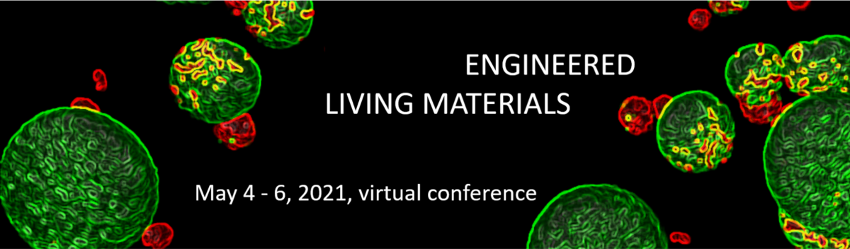 Engineered Living Materials 2021 is organized by the Leibniz ScienceCampus Living Pharmaceutic Materials