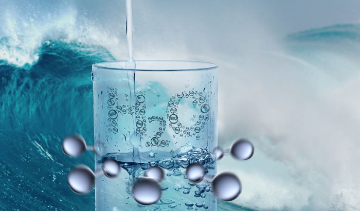 Green electricity meets blue water: Saar research team finds novel approach to desalinating seawater with hydrogen 2