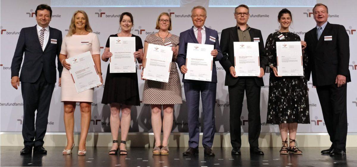 INM zum dritten Mal als familienfreundliche Institution ausgezeichnet 2